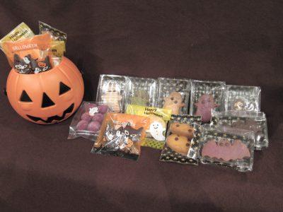 新潟市に来たら、ハロウィンお菓子バッグ