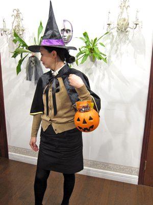 ハロウィンお菓子バッグ