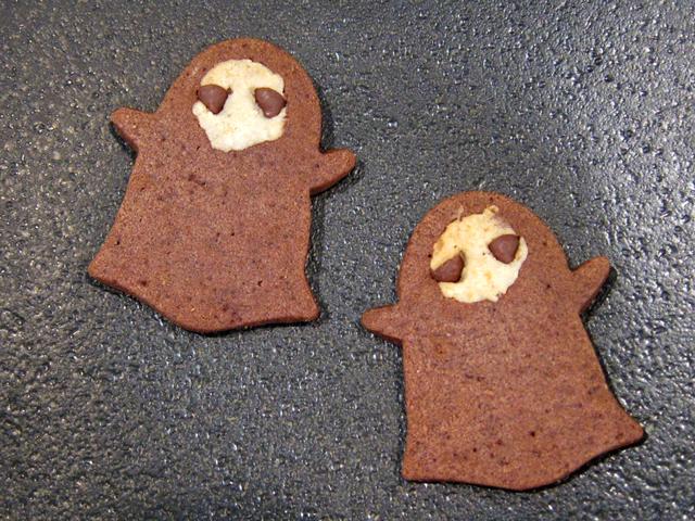 ハロウィンお菓子の死神ちゃん