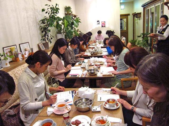 新潟市で紅茶の資格が取得できる講座