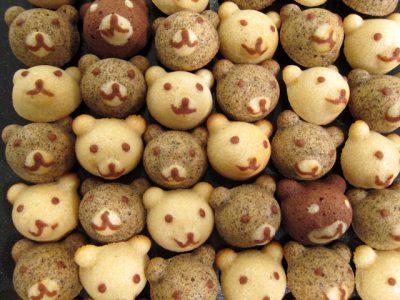 新潟市で動物のお菓子