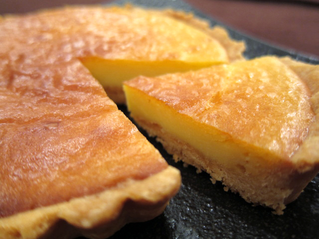 チーズケーキとチーズタルトは同じです(新潟市中央区)