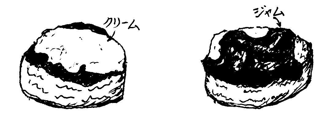 デヴォン式とコーンウォール式