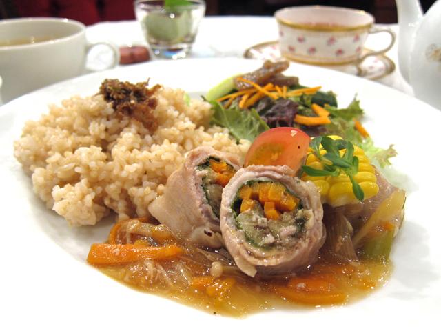 新潟市で玄米のランチを食べよう